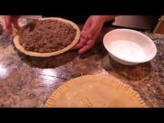 My mom makes the best French Canadian style meat pie. After decades of pestering, I finally convinced her to share her tourtière recipe. French Canadian Meat Pie Recipe, French Meat Pie, Canadian Food, Canadian Recipes, Christmas Meat, Christmas Recipes, Pie Recipes, Dessert Recipes, Desserts