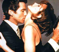 Pierce Brosnan as James Bond in Goldeneye