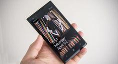 Nokia Lumia 900. Gorgeous phone.