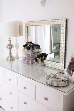 125 Best Bedside Table Ideas Images Powder Room Bedroom Decor