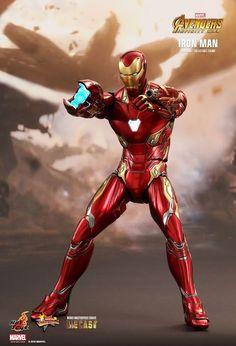 Avengers Infinity War Iron Man Hot Toys