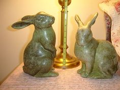 1000 Images About Bunny And Rabbit Statues On Pinterest