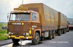 Scania 141.