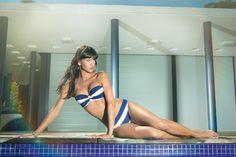 Maillots de bain pour femme et bikini Blue Lobster : découvrez le modèle Navy nouveauté été 2015