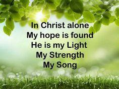 My strength