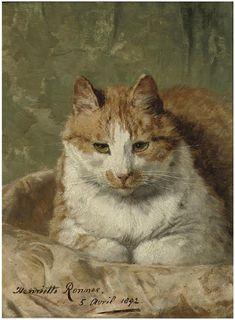Opinion Cat henrietta pussy