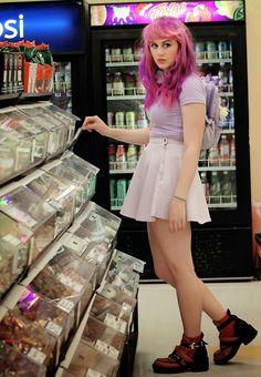 Ceedling: Photoshoot Throwback: Mall Rat Vibes