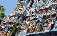 Meenakshi-Tempel in Madurai; Gruppenreise Fotoreise in Südindien mit einheimischen Fotografen