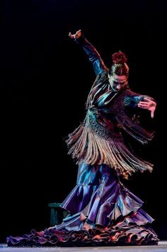 Adela Campallo en Adelaida para Mexico muy Flamenco 2015 !!!! Teatro Lunario .Mexico Df