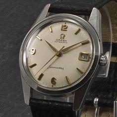 Omega Seamaster Date - Automatic - Anno 1960 - Www.WristChronology.com