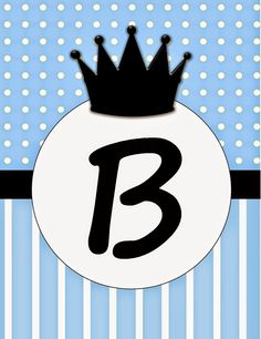 BulutsMom: Kral ( prens ) Tacı Doğum Günü Süsleme Etiketleri