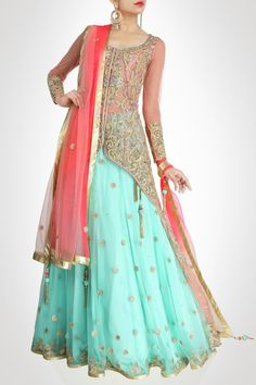 Pam Mehta Party Wear Collection 2015 For Teen Ladies (7)