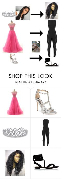 """""""Birthday Outfits"""" by tori1678 ❤ liked on Polyvore featuring Badgley Mischka and Bling Jewelry"""