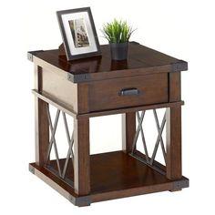 Progressive Furniture Landmark End Table | from hayneedle.com