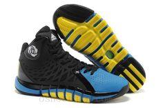 online store 848bd 0ba33 Latest Listing Black Vivid Yellow Adidas Derrick Rose 773 II For Sale