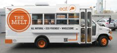 Grilled Cheese War: The Melt To Roll Out 100 School Buses, Invade Food Truck Industry | Co.Exist | ideas + impact