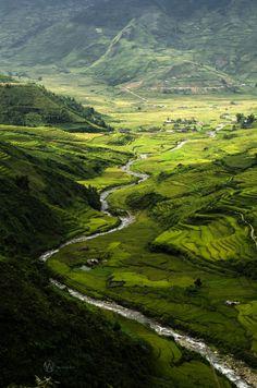Khâu phạ , yen bai , Việt Nam by Wem tran