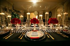 Classy 007 and Mission Impossible Themed Gender Reveal Party - The Celebration Society