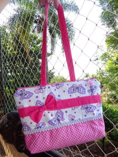 DeCoração Home Store - bag for a little girl