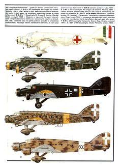 Savoia Marchetti S.81 - Regia Areonautica