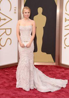 Kristen Bell at Oscars 2014