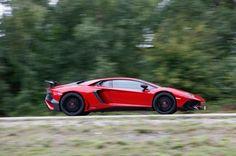 2015 Lamborghini Aventador Superveloce