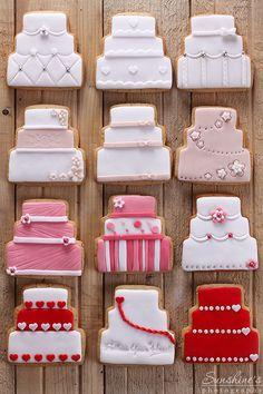 Предстои ми да направя над 100 сватбени сладки и направих няколко пробни. Кои ви допадат най-много? :)