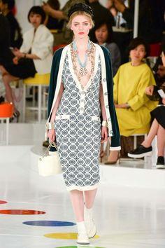 Chanel's Latest Collection Is A Technicolor Dream | The Zoe Report
