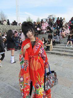 On my to get list: A nice kimono