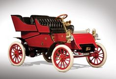 One of three built in Ford Motor Company's first production batch in July 1903, this Model A – chassis #30.  The oldest Ford automobile in the world. Now owned by the Ford family.