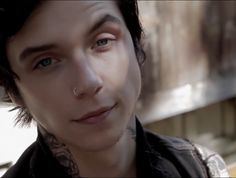 Andy Biersack locking hot as hell! As usual.