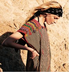 Discover your summer wardrobe with our shoot of relaxed pieces with a bohemian spirit – plus, shop the looks by Chloé, Stella McCartney and Altuzarra.
