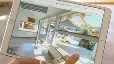 """Wie wir Immobilien suchen, hat sich in den letzten 15 Jahren stark verändert. Neben der Online-Suche wird vor allem ein neues Tool immer beliebter: die Online-Besichtigung. In der neuen Folge der ORF-Serie """"Wohnen in Salzburg"""" erklärt unsere Geschäftsführerin Elisabeth Rauscher, welche Vorteile Ihnen virtuelle Besichtigungen bieten. Salzburg, Short Curly Styles, Luxury Real Estate, Loft, Windows, Stark, 360 Grad, Furniture, Videos"""