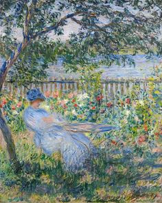 Monet: My garden is my most beautiful masterpiece! | Tutt'Art@ | Pittura • Scultura • Poesia • Musica