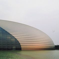 国家大剧院 National Centre for the Performing Arts - Beijing, China