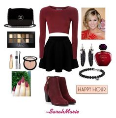 """Night out"" by sarahbearsy on Polyvore featuring essy"