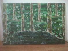 Forest: By Elizabeth Van Allen