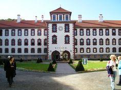 Schloss Elisabethenburg in Meiningen, Thüringen