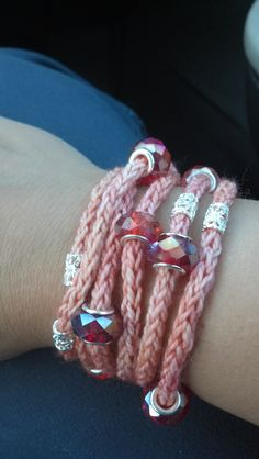 I cord bracelet