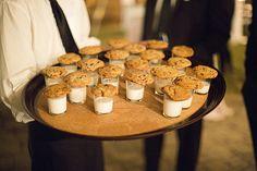 late-night pass of chocolate chip cookies and milk #wedding