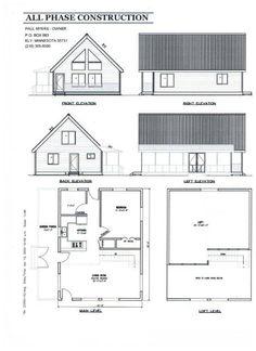24 x 36 floor plans 24x36 floor plan modular homes for Minnesota lake home floor plans