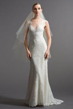 Watters Bridals Viv Gown style 6099b $249.99 Watters - Watters