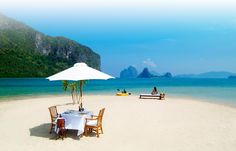 wow!! This is beautiful I want to go there!! El Nido Resorts Official Website | White sands, Blue water, Green resorts