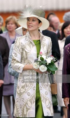 Princess Mary, March 10, 2005 in Neil Grigg