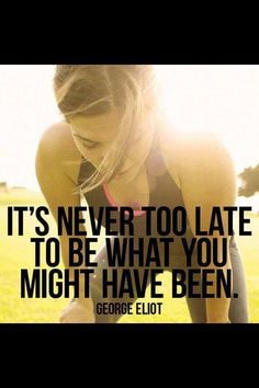 The time hasn't passed, make it happen. #fitmo #fitspiration #motivation