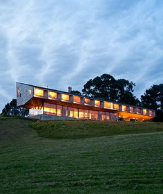 The Best New Hotels 2013: Rustic: Refugia, Chiloé, Chile