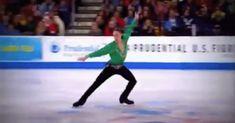 Bruslař přiměl celé publikum vstát ze sedadel. Jeho nečekaná choreografie je dechberoucí (VIDEP) - Step Dance, Se Lever, Le Champion, Basketball Court, Admiration, Irish Dance, Crowd, Figure Skating, Athlete