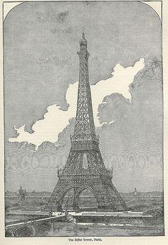 Tons of Vintage Dictionary and Encyclopedia Pages Tour Eiffel, Paris Eiffel Tower, Vintage Paris, French Vintage, Vintage Pictures, Vintage Images, I Love Paris, Paris Paris, Paris City