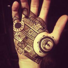 Henna by Malena Backman