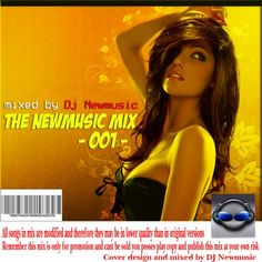 Dj Newmusic – The Newmusic Mix 001 (2015)